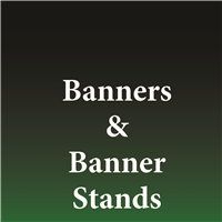 Banners and Stands