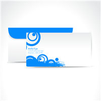 One Color Envelopes